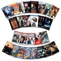 Ultimate Action DVD Collection (30-pack)