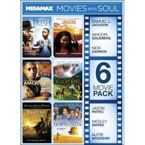 Miramax Movies with Soul: 6 Movie Pack