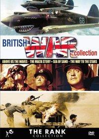 The Rank British War Collection