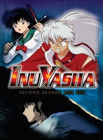 Inuyasha - Season 2 Boxed Set - Deluxe Edition With Hanko Blocks