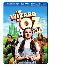 Wizard of Oz 75th Anniversary Collectibe Metal [Blu-ray]