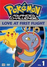 Pokemon Advanced Challenge - Love at First Flight (Vol. 1)