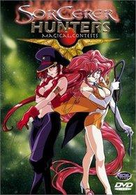 Sorcerer Hunters - Magical Contests (Vol 3)