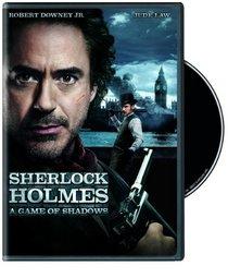 Sherlock Holmes: A Game of Shadows (DVD + Ultraviolet Digital Copy)