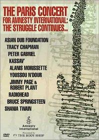 The Paris Concert for Amnesty International - DTS