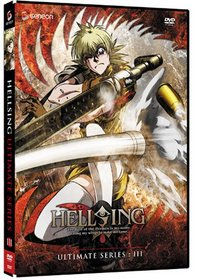 Hellsing Ultimate, Vol. 3