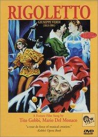 Rigoletto e la sua tragedia (1954)