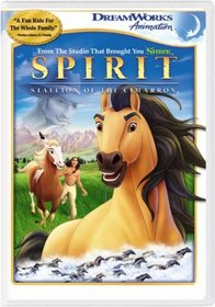 Spirit: Stallion of the Cimarron (Widescreen) [Animated]
