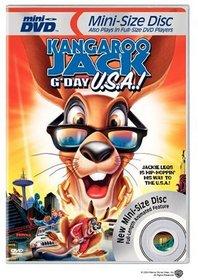 Kangaroo Jack - G'Day USA! (Mini-DVD)