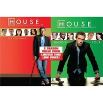 House, M.D. Seasons 3 & 4 (Value Pack)