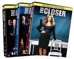 Closer: Complete Seasons 1-3 (12pc) (Ws Sub Ac3)