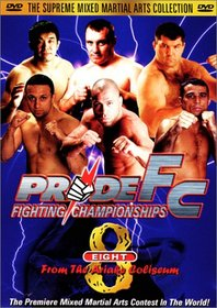 PRIDE Fighting Championships FC 8 - From the Ariake Coliseum