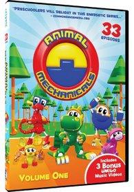 Animal Mechanicals - Volume One - 33 Episodes