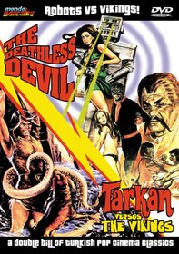 Deathless Devil and Tarkan Versus The Vikings (Turkish Pop Cinema Double Bill)
