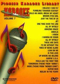 Karaoke / 25 Song Karaoke Library 7