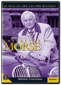 Inspector Morse: Absolute Conviction - Collection Set