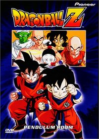 Dragonball Z, Vol. 4 - Pendulum Room