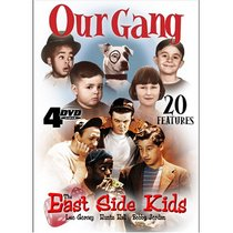 Our Gang / East Side Kids 4-DVD Pack