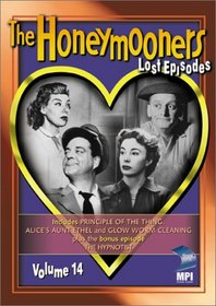 The Honeymooners - The Lost Episodes, Vol. 14