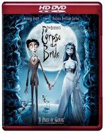 Tim Burton's Corpse Bride [HD DVD]