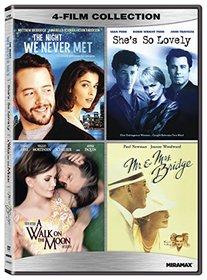 Romantic Comedy Quadruple Feature [DVD]