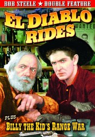 El Diablo Rides/Billy the Kid's Range War