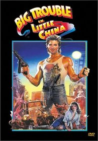 Big Trouble in Little China (Single Disc Edition)