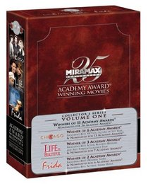Academy Award Winning Movies - Volume I (Chicago/Frida/Life is Beautiful)