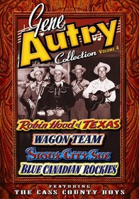 Gene Autry Collection, The Cass County Boys, Vol. 4