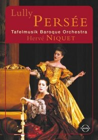 Lully - Persee / Novacek, Auvity, Lenormand, Whicher, Laquerre, Coulombe, Niquet, Tafelmusik Baroque Orchestra, Toronto