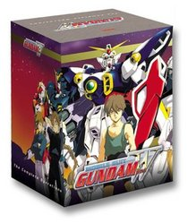 Mobile Suit Gundam Wing - Complete Operations Boxed Set