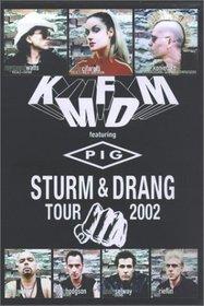 KMFDM - Sturm & Drang Tour 2002