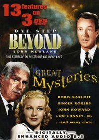 One Step Beyond: Great Mysteries