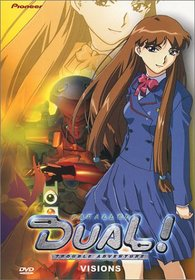 Dual! Parallel Trouble Adventure: Visions (Vol. 1)