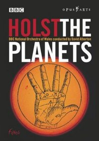 Holst - The Planets / David Atherton, BBC National Orchestra of Wales