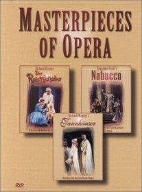 Masterpieces of Opera: Der Rosenkavalier/ Nabucco/ Tannhauser