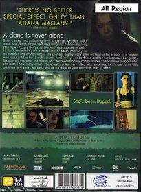 Orphan Black: Season One (DVD Box Set 3 Disc)