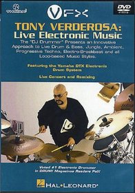 Tony Verderosa: Live Electronic Music
