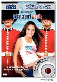 What a Girl Wants (Mini DVD)