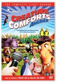 Creature Comforts America - The Complete Season One