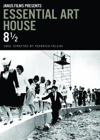 Essential Art House: 8 1/2