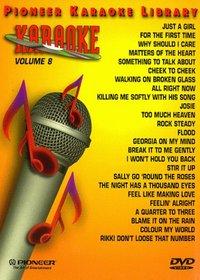 Karaoke / 25 Song Karaoke Library 8