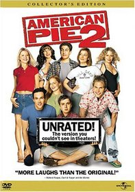 American Pie 2 - Unrated (Full Screen Collector's Edition)