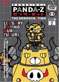 Panda-Z - The Robomination, Vol. 2