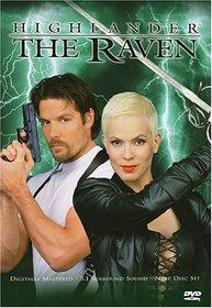 Highlander: The Raven - The Complete Series (8DVD/CD)