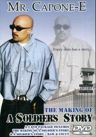 Mr. Capone-E: A Soldier's Story