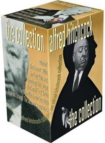 Alfred Hitchcock: The Collection (The Lady Vanishes / The Man Who Knew Too Much (1934) / Blackmail / The Farmer's Wife / Murder! / Sabotage / The Lodger / Easy Virtue / Rich and Strange / The Sorcer's Apprentice [TV Episode])