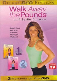 Leslie Sansone - Walk Away the Pounds (Get Up and Get Started 1 Mile / High Calorie Burn 2 Miles)