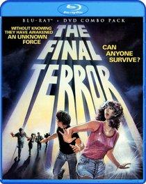 The Final Terror (Bluray/DVD Combo) [Blu-ray]