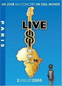 LIVE 8: Paris